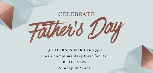 Father's Day at The Ship Inn - Book now